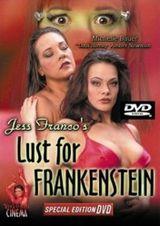 Affiche Lust For Frankenstein