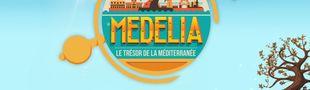 Jaquette Médelia - le trésor de la Méditerranée