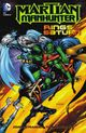 Couverture Martian Manhunter: Rings of Saturn