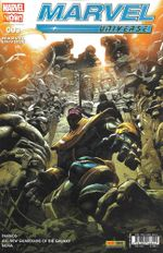 Couverture Les Catacombes des Dieux - Marvel Universe (Marvel France 5e série), tome 3