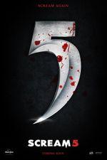 Affiche Scream 5
