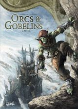 Couverture Myth - Orcs et Gobelins, tome 2