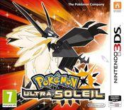 Jaquette Pokémon Ultra-Soleil