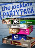 Jaquette The Jackbox Party Pack