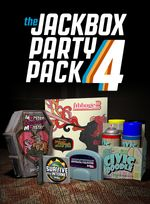 Jaquette The Jackbox Party Pack 4