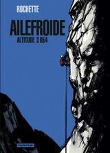 Couverture Ailefroide altitude 3954