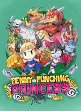 Jaquette Penny-Punching Princess