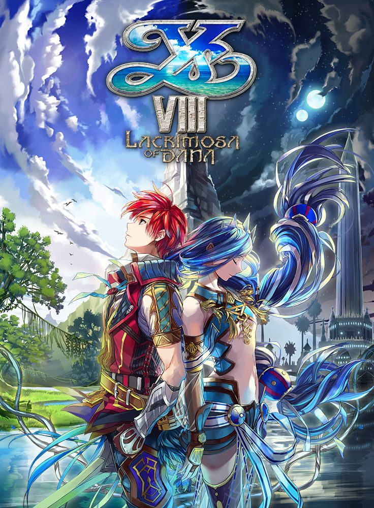 Ys VIII: Lacrimosa of DANA available now on Switch with