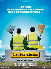 Affiche Les Municipaux
