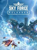 Jaquette Sky Force Reloaded