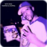 Pochette Nate Dogg: Purpped & Chopped