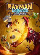 Jaquette Rayman Legends: Definitive Edition