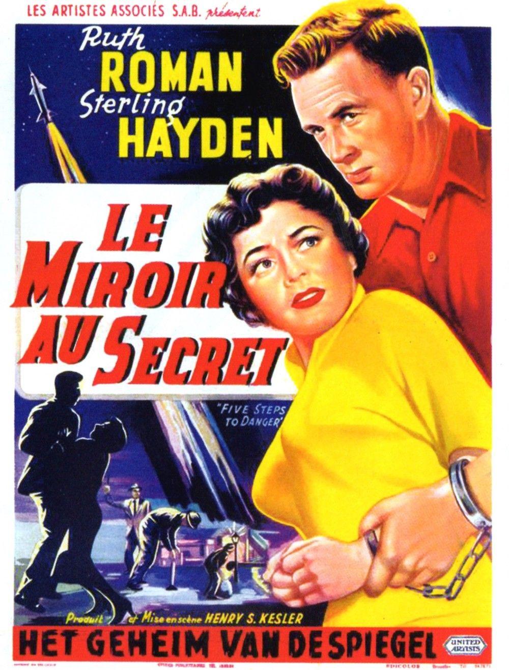 Le miroir au secret film 1957 senscritique for Miroir des secrets