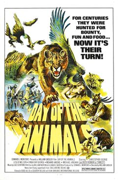 Affiche Day of the Animals