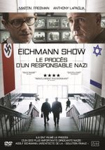 Affiche Eichmann Show : Le procès d'un responsable nazi