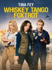 Affiche Whiskey Tango Foxtrot
