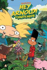 Affiche Hé Arnold ! Mission jungle : le film