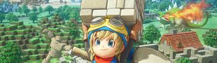 Jaquette Dragon Quest Builders