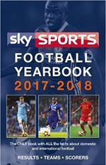 Couverture Sky Sports Football Yearbook 2017-2018