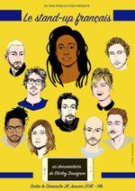 Affiche Le Stand-Up Français