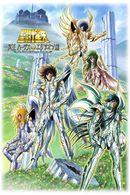 Affiche Les Chevaliers du Zodiaque : Chapitre Hadès - Elysion