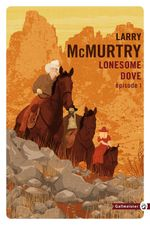 Couverture Lonesome Dove, tome 1