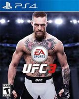 Jaquette EA Sports UFC 3