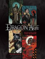 Couverture Dragon Age RPG Core Rulebook
