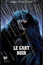 Couverture Le Gant noir - La Légende de Batman, tome 11
