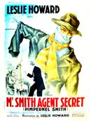 Affiche M. Smith agent secret