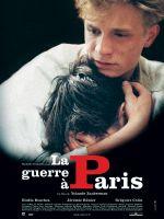 Affiche La Guerre à Paris