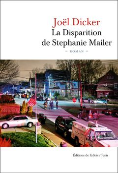 Couverture La Disparition de Stephanie Mailer