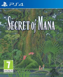 Jaquette Secret of Mana