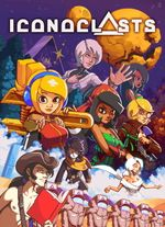 Jaquette Iconoclasts