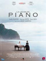 Affiche La Leçon de piano