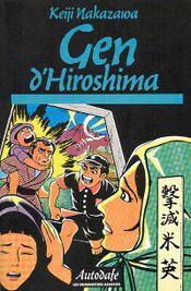 Couverture Gen d'Hiroshima, tome 1