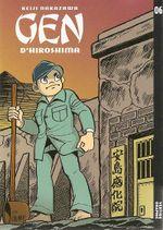 Couverture Gen d'Hiroshima, tome 6