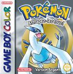 Jaquette Pokémon Argent