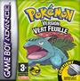 Jaquette Pokémon Vert Feuille