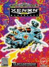 Jaquette Xenon 2 : Megablast