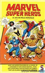 Couverture Marvel Super Heroes