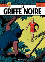 Couverture La Griffe noire - Alix, tome 5