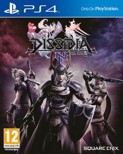 Jaquette Dissidia: Final Fantasy NT