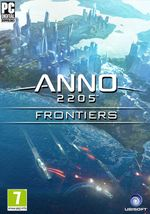 Jaquette Anno 2205: Frontiers