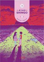 Couverture Je suis Shingo, tome 3
