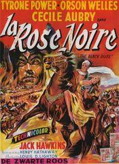 Affiche La Rose noire