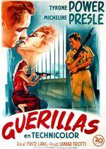 Affiche Guérillas