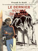 Couverture Le dernier voyage de l'Amok - Théodore Poussin, tome 13