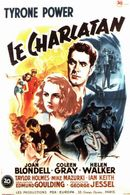 Affiche Le Charlatan