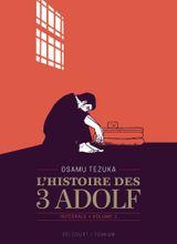Couverture L'Histoire des 3 Adolf (Édition 90 ans), tome 1